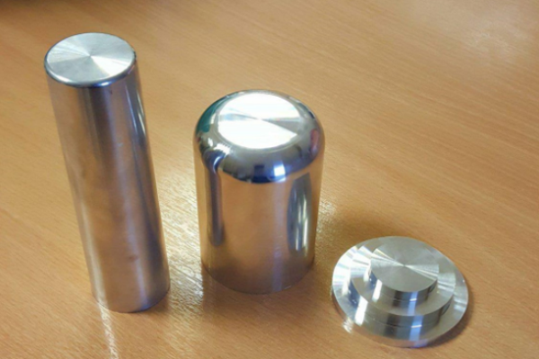CNC Machined Formas for making plaster moulds for Casting Crucibles