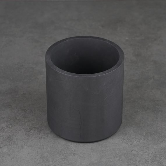 Graphite Crucibles, Cylinder Short