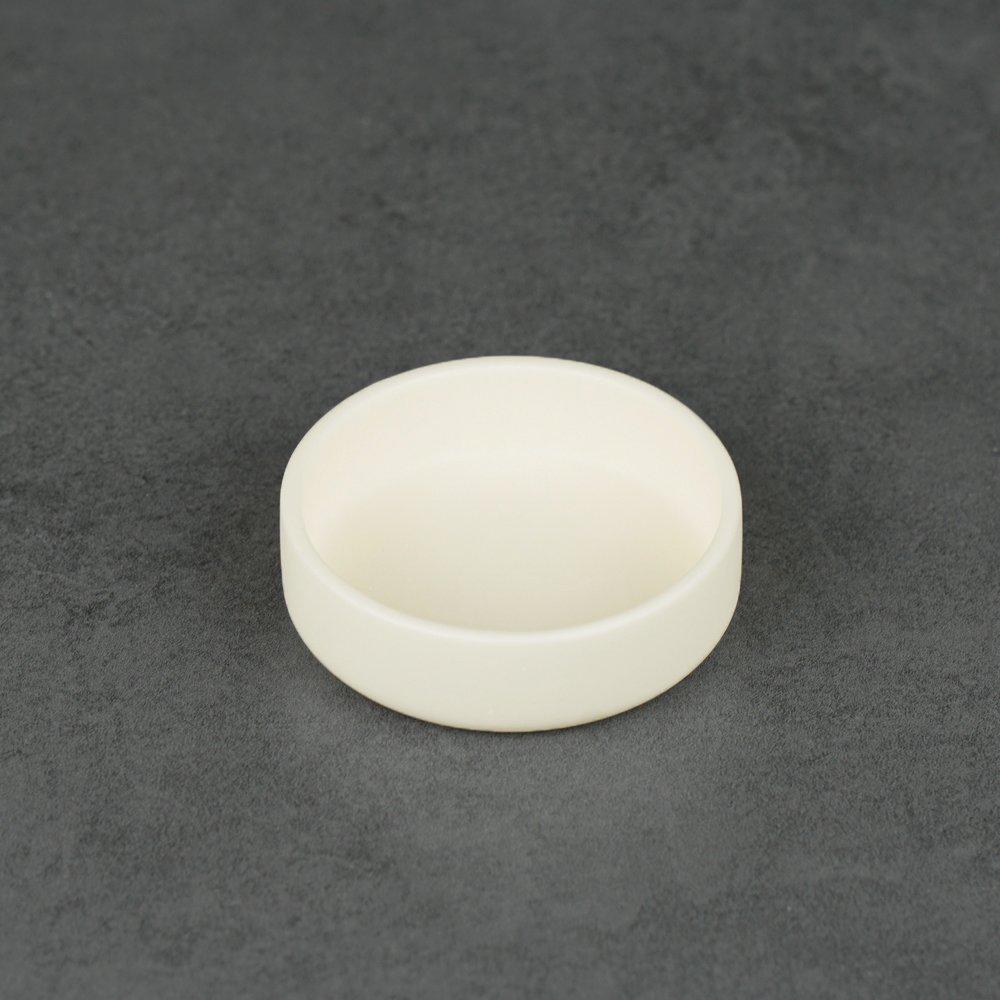 LR52 Round Shallow Alumina Crucibles