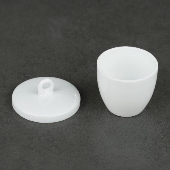 MWPC Porcelain Crucible